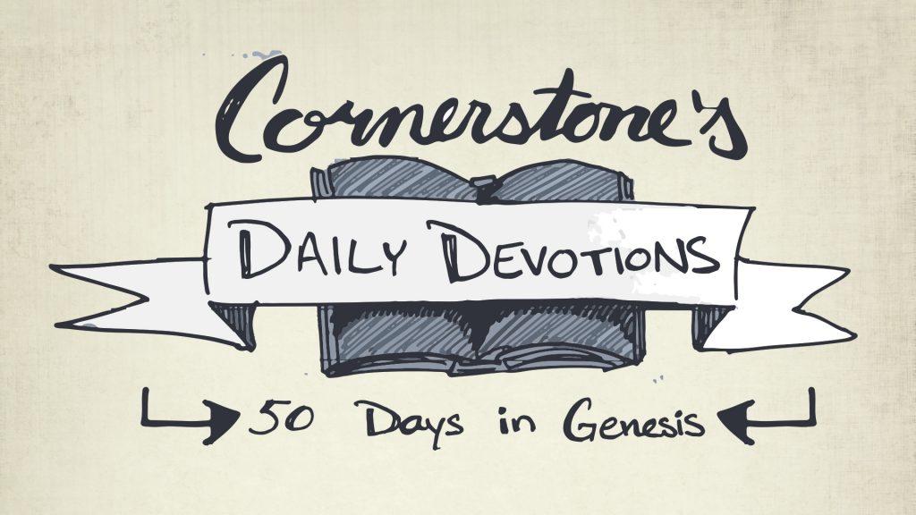 Daily Devotions in Genesis