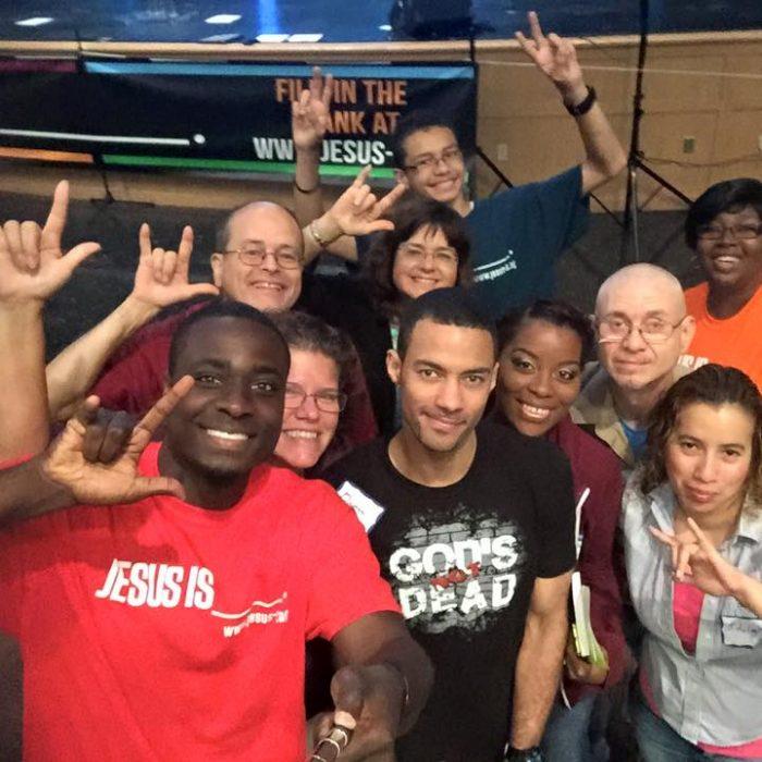 Deaf Fire Fellowship