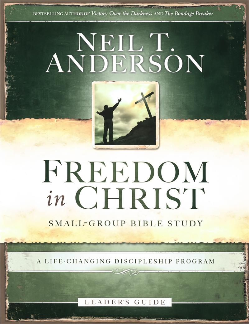 Freedom In Christ- Wednesdays