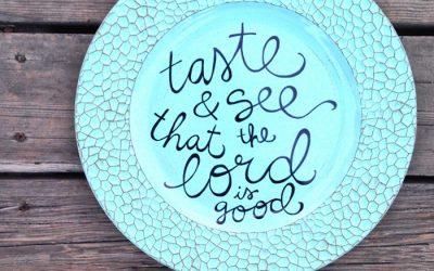 Taste & See Ladies Prayer Time