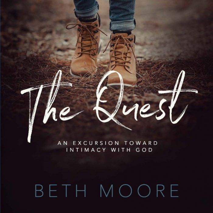 The Quest: Beth Moore Bible Study